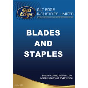 Blades & Staples
