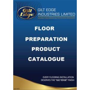 Floor Preparation Catalogue
